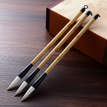 high quality custom logo decorative chinese calligraphy brushes