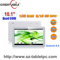 New product quad core 10inch android google tablet