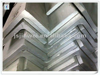304 steel slotted angle iron powder coated