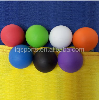 Lacrosse small rubber ball