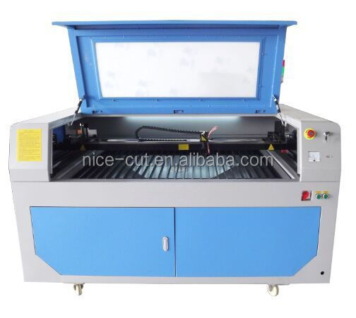 NC-S1290 mini cnc co2 laser cutting and engraving machines for nonmetal