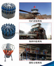 Wear-Resistant Water Cyclone Separator Design