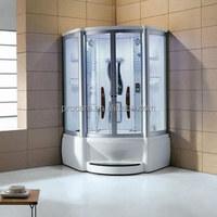 Massage Bathtub Combined Steam bathroom design for 2 Persons