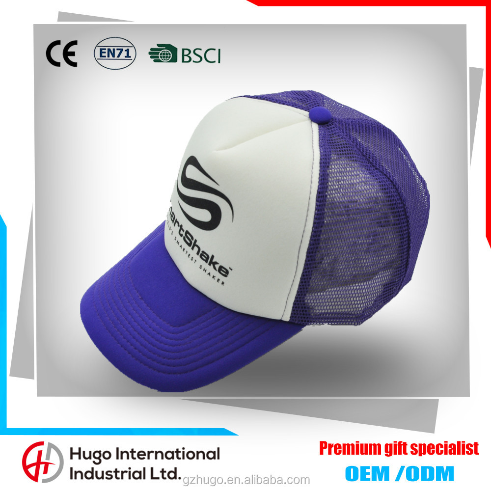 New Trendy Hat Unisex Printing Golf Outdoor Sport Leisure Baseball Cap Promotion Custom Mesh Cap,5-Panel Cap