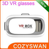 2016 NEW VR Glasses 3D 2.0 Google Cardboard Oculus Rift Sex Video Gear Box 3D VR Glasses for 3D Movies and Games