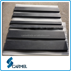 Black granite door thresholds