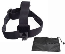 For Go pro Head Strap Elastic Adjustable, For Go pro He ro 1/2/3