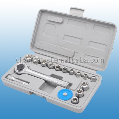 17pcs socket set TS100