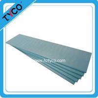 Blue foam board insulation