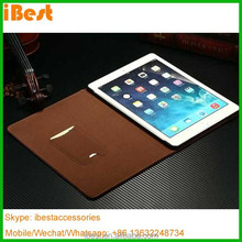 luxury New Christmas Gift fancy mobile pu leather pc shockproof case for ipad 6 air 2