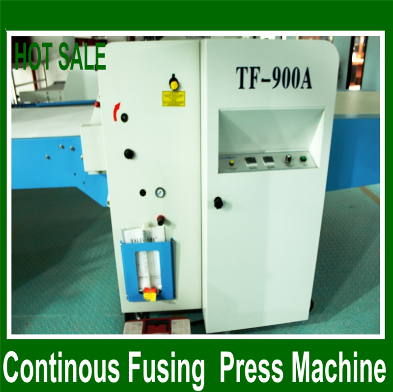 Compact structure hot stamping equipment/bonding adhesive underwear fabric fusing machine for wholesales
