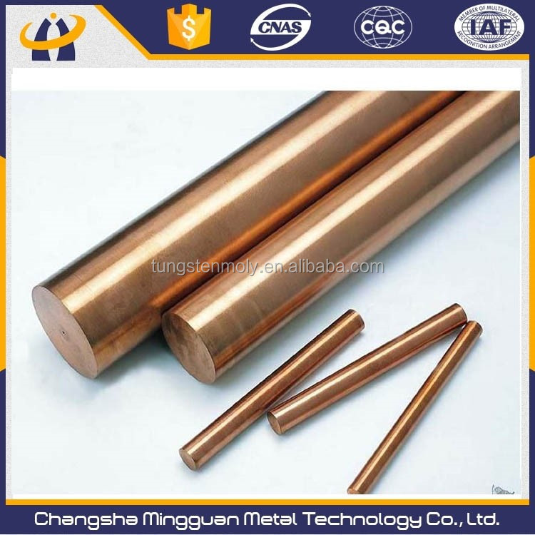 w80cu20 tungsten <strong>alloy</strong> bar