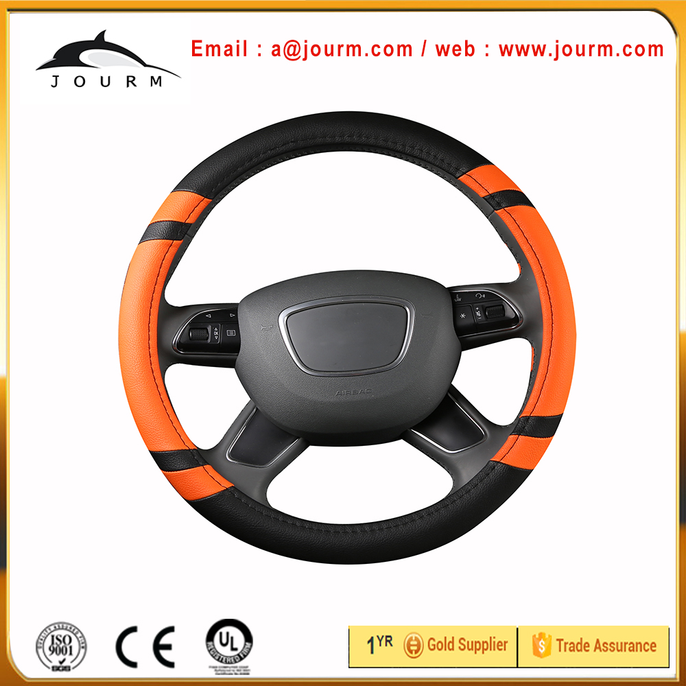 High quality car accessories steering wheel cover for suzuki wagon r