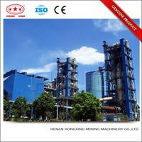 Dry process energy saving cement production line