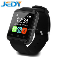 Wholesale secure Escrow payment U8 Smart Wrist Watch Phone Mate Bluetooth For IOS iPhone Android Samsung HTC LG