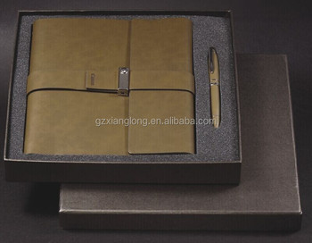 GT0106 pen and diary set for christmas gift