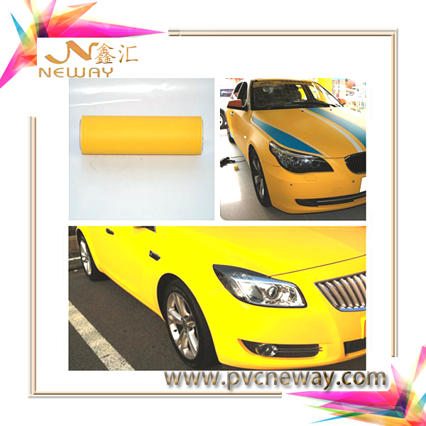 colorful car color changing film with 1.52*50m for vinyl wrap car vinyl wrap machine