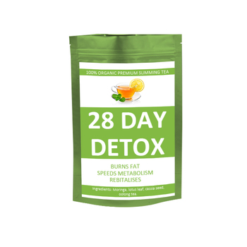 GMP certified customized organic slimming tea detox  for body weight loss