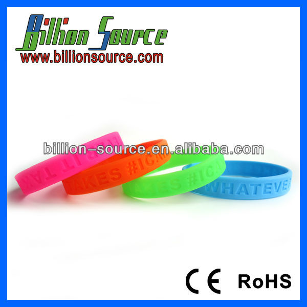 16 years silicone rubber bracelet maker