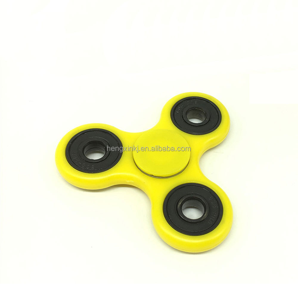 wholesale 608 ceramic bearing fidget toy hand air spinner