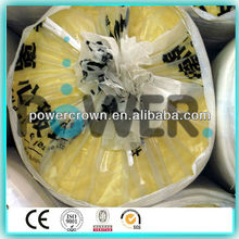 fiberglass wool for for Ventilation Air Ducting/Low thermal conductivity fiberglass insulation