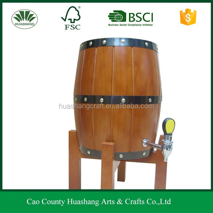Hot selling barrel paper barrel for home decoration