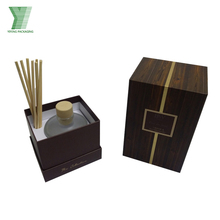 High End Handmade Perfume Aromatherapy Gift Box For Reed Diffuser Packaging