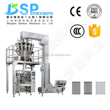 Automatic Muti-head Weighing Candy Sweets Vertical Packaging Machine
