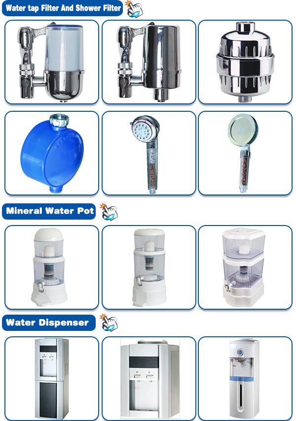 alkaline 7 stages water purification reverse osmosis system water filters KK-RO75G-A