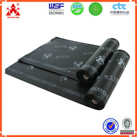 3mm Thickness Modified Bituminous Waterproof Membrane for Roof