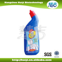 Powerful HUIJI liquid toilet cleaner lavatory cleaner, toilet bowl cleaner