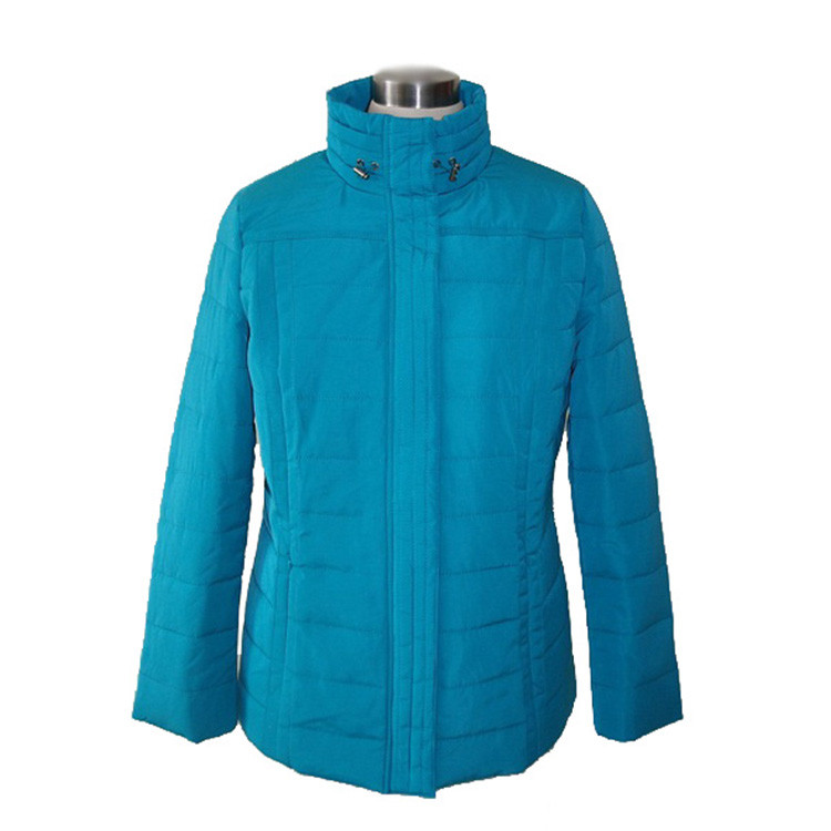 Padding Ultralight Warm Sample Custom Women Winter Jacket