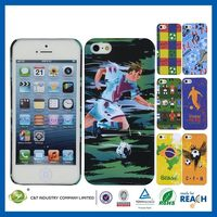 2014 best price oem new design clear transparent matte hard case for iphone 5