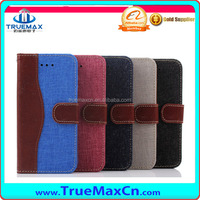 High quality case with jeans for iPhone 6 in large stock