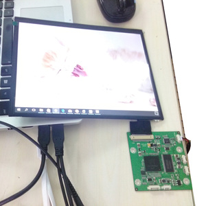 usb powered lcd control board for digital signature