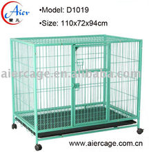 High quality dogcages and kennels best buys square tube dog cages