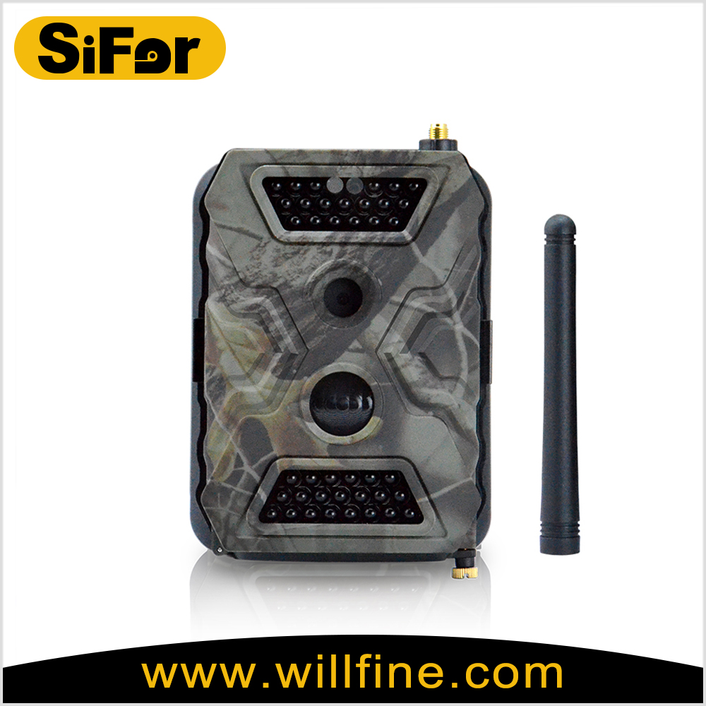 2016 New product wifi trail camera, scout guard MMS hunting trail camera