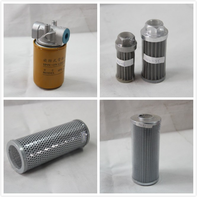 Replace leemin WU series WU-160*180 hydraulic OIL filter