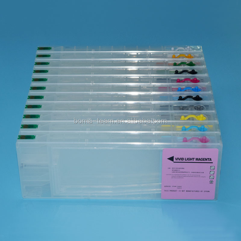 4900 ink cartridge for epson 4900 refillable ink cartridge with arc chips empty cartridge the good price high quality