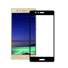 Premium 3D Full Cover high clear anti-scratch Tempered Glass screen protector for Huawei P9