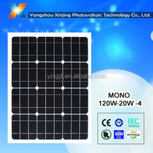 high efficiency and low price solar module 60watt