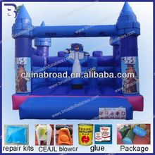 For home and mall commercial inflatable buncer
