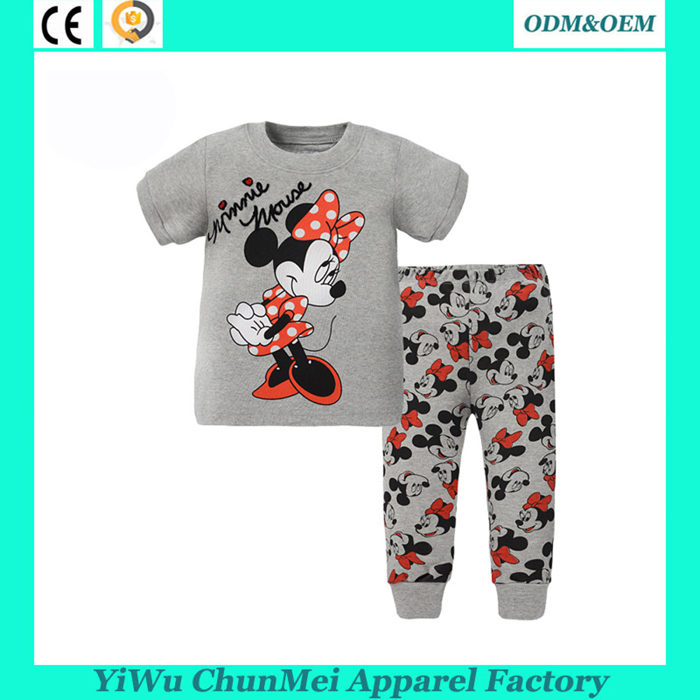 children sleepwear kids pajamas children pajamas boys pyajamas girls pijamas baby 2pcs pajamas sets t shirt+pants