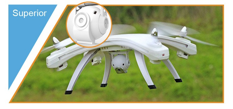 Hua Jun Peace model trainer w606-5 professioal rc drone 6- Gyro 5.8G FPV drones with 2.0MP hd camera and gps
