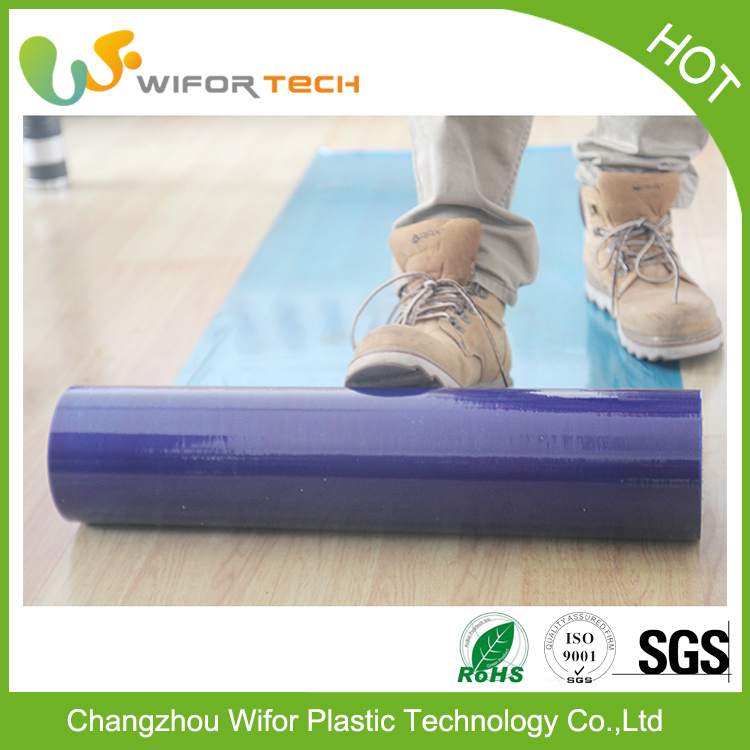 High Temperature Resistant PE Adhesive Self Adhesive Floor Protector