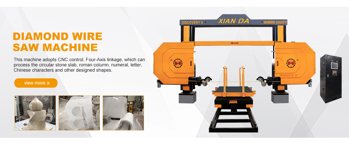 Fujian Xianda Machinery Co., Ltd. - Diamond Wire Saw Machines ...