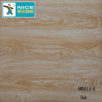 easy lock HDF natural oak laminate flooring