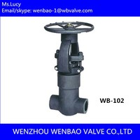 WB 102 ANSI Forged Steel DIN