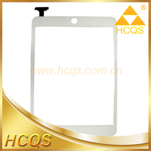 Top copy for iPad mini touch screen with OCA glue for ipad mini digitizer for ipad mini screen