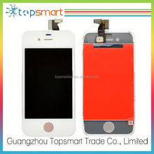 Hot Selling mobile phone lcd for iphone 4/4s touch screen